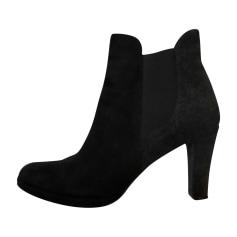 Bottines & low boots à talons CAREL Noir