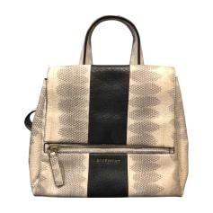 Leather Shoulder Bag GIVENCHY Black
