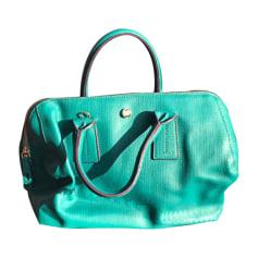 Leather Handbag FURLA Green