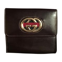 Wallet GUCCI Brown