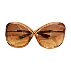 Sonnenbrille TOM FORD Gold, Bronze, Kupfer