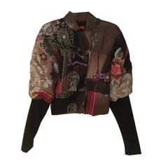 Zipped Jacket CHACOK Multicolor