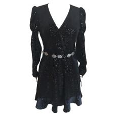Mini Dress THE KOOPLES Black