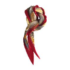 8096475c6249 Echarpes   Foulards Hermès Femme Rouge, bordeaux   articles luxe ...