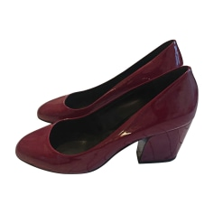 Mary Janes PIERRE HARDY Red, burgundy