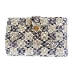 Wallet LOUIS VUITTON White, off-white, ecru