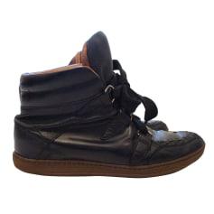 Sneakers SANDRO Schwarz
