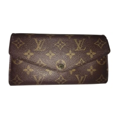 Wallet LOUIS VUITTON Brown