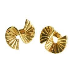 Ohrringe GIVENCHY Gold, Bronze, Kupfer