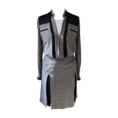 Skirt Suit BARBARA BUI White, off-white, ecru