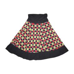 Midi Skirt KENZO Multicolor