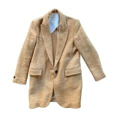 Coat ISABEL MARANT Yellow