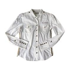 Shirt RALPH LAUREN White, off-white, ecru