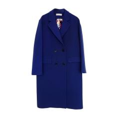 Coat EMILIO PUCCI Blue, navy, turquoise