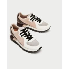 Chaussures Zara rose tendance articles vieux Rose fuschia Femme zfwPxnq8wS
