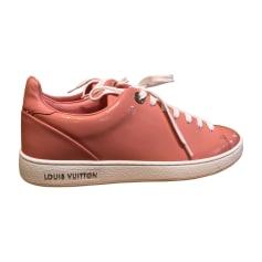 df0ea8535c8e Baskets Louis Vuitton Femme   articles luxe - Videdressing