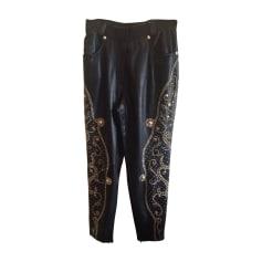 6a69e388dc8c Pantalons Versace Femme   articles luxe - Videdressing