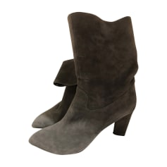 Femme Saint Chaussures Laurent Occasion Articles Luxe Yves H0ngwqS