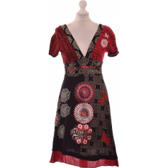 Robes Desigual Femme   articles tendance - Videdressing 500ec06e4ee2
