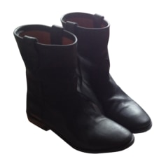 Bottines Low Boots Isabel Marant Femme Articles Luxe Videdressing