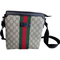 Sacs   Pochettes en bandoulière Gucci Homme   articles luxe ... 7d53b991911