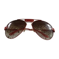 c4887efaf755fb Lunettes de soleil Chloé Femme   articles luxe - Videdressing
