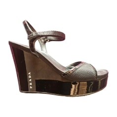 055c3db278 Chaussures Prada Femme occasion : articles luxe - Videdressing - Page 2