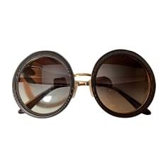 c40a8105746d80 Lunettes de soleil Dolce   Gabbana Femme occasion   articles luxe ...