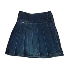 Jupes en jean Femme de marque   luxe pas cher - Videdressing 9eb988e53e1