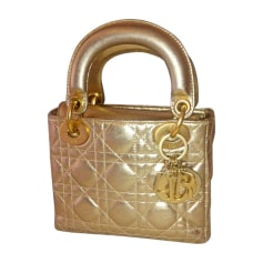 91f2cdccc924 Sacs LADY DIOR Dior Femme   articles luxe - Videdressing