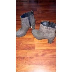 Bottines Low Boots H M Femme Articles Tendance Videdressing