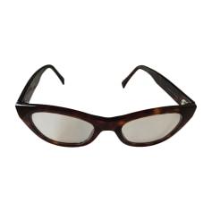 Eyeglass Frames CÉLINE Black