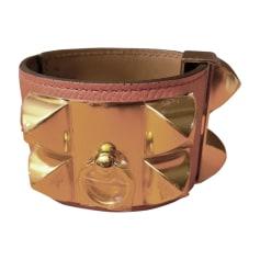 Bracelets Collier de Chien Hermès Femme   articles luxe - Videdressing afc90a4439b