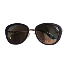 Sunglasses TOD'S Purple, mauve, lavender