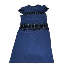Robe courte KAREN MILLEN Bleu, bleu marine, bleu turquoise