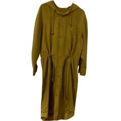 Robe mi-longue MES DEMOISELLES... Doré, bronze, cuivre