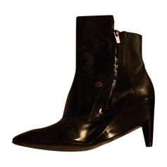 Bottines & low boots à talons ROBERT CLERGERIE Noir