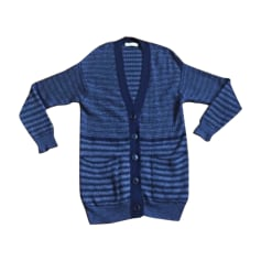Gilet, cardigan STELLA MCCARTNEY Bleu, bleu marine, bleu turquoise
