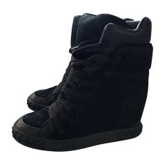 Chaussures de sport CASADEI Noir