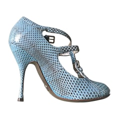8bb9ed5ad839 Chaussures Dolce   Gabbana Femme   articles luxe - Videdressing