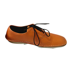 Chaussures de sport A. TESTONI Orange
