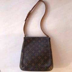 Sacs à main en cuir Louis Vuitton Femme   articles luxe - Videdressing b1a05cb3f24