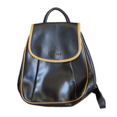 Leather Shoulder Bag KESSLORD Black