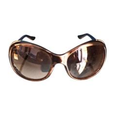 Sunglasses BULGARI Brown