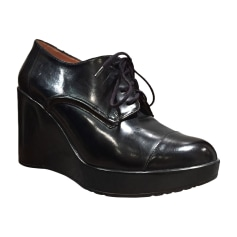 Chaussures à lacets  ROBERT CLERGERIE Noir
