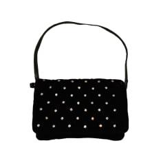 Non-Leather Shoulder Bag CLAUDIE PIERLOT Black