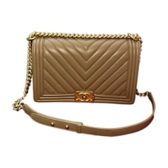 Sacs en bandoulière en cuir Chanel Femme   articles luxe - Videdressing ff67d6bff66b