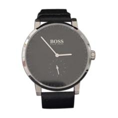 Livraison offerte  Montre au poignet HUGO BOSS Noir 59b66153c3d9
