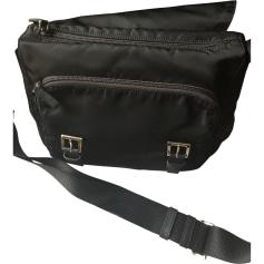 Non-Leather Shoulder Bag PRADA Black