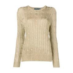 20ca3ddea9a2c Pulls   Mailles Ralph Lauren Femme occasion   articles luxe ...